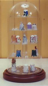 Glass Thimble Dome - 5�