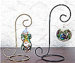 Wrought Iron Ornament Stand