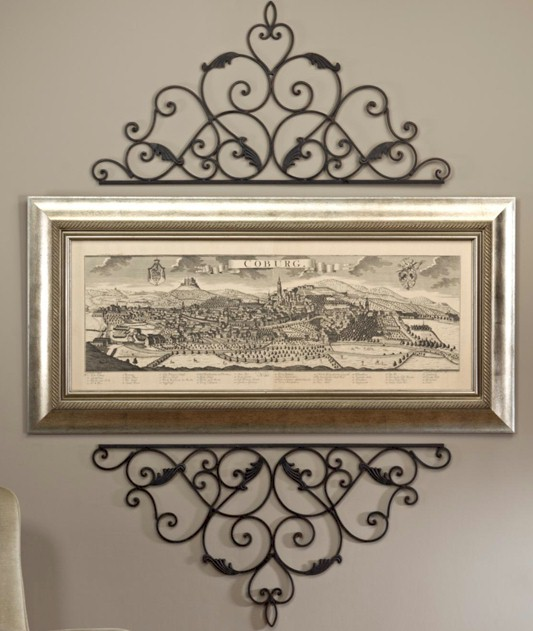 Wall Scroll Fairview Flat Scroll Wall Decor Amp Mirrors