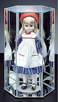 Doll Cases, Doll Display Cases