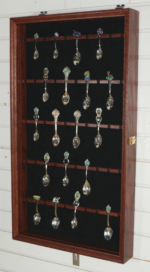 Spoon Cabinets 50 Spoon Cabinet Spoon Display Cases Amp Racks