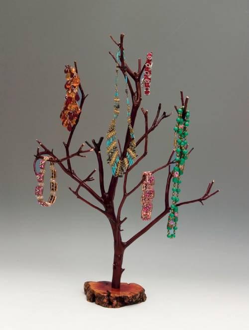 white manzanita jewelry tree | Fancy House Road