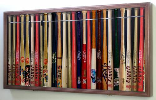 Display Cases Baseball Bat Mini Bat Baseball