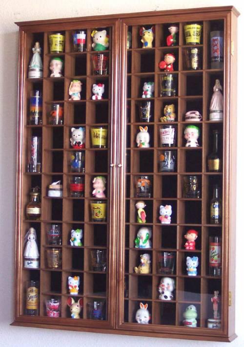 Shotglass Collector Case 108 Shot Glass Shot Glass