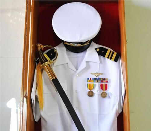Display Cases Uniform Shadow Box Military Display