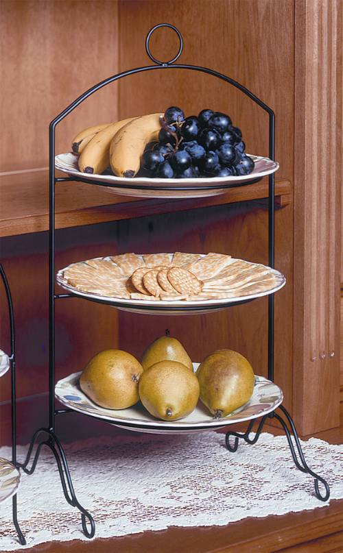3 Tier Pie Stand Creative Home 73045 3 Tier Dinner Plate