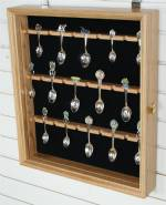 Spoon Cabinets - 30 Spoon Cabinet