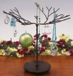 Ornament Trees - Wire Twig Tabletop Brown