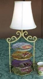 Plate Lamp - Etagere