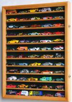 Diecast Collector Cases - U.V. Protective Door 11 Shelf