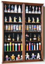 Shotglass Collector Case - Tall Shot Glass/Mini Liquor Bottles
