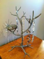Jewelry Display Tree - Jewelry Tree with Nest