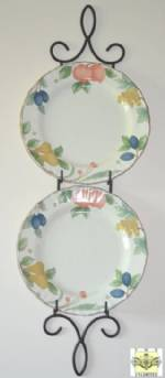 Plate Rack - Contessa Double Plate Hanger for 9