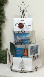Photo Holders - Ornament Tree