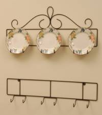 Plate Hanger - Horizontal 3 Place