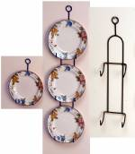 Plate Hanger - Iron Simple Plate Holders