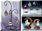 Selection of Ornament Stands