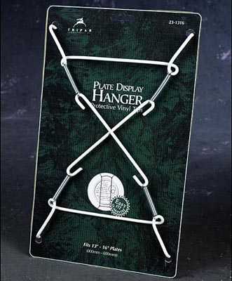 Platter Hangers Heavy Duty Wires For Invisible Display