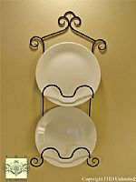 Plate Holder - Princeton Two Plate Vertical