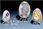 Tulip Shaped Egg Stands