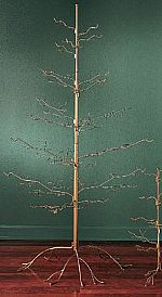 "Ornament Trees - Natural Display Tree 67"" - Large"