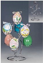 Silver Multiple Egg Holders