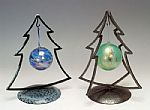 Ornament  Stands - Pine Trees