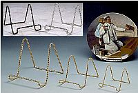 Plate Easels - Wire - Twisted Stands