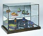 Curio Cases - Shelved Glass Display Case - Small