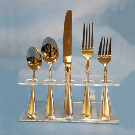 Flatware Display - Five Piece