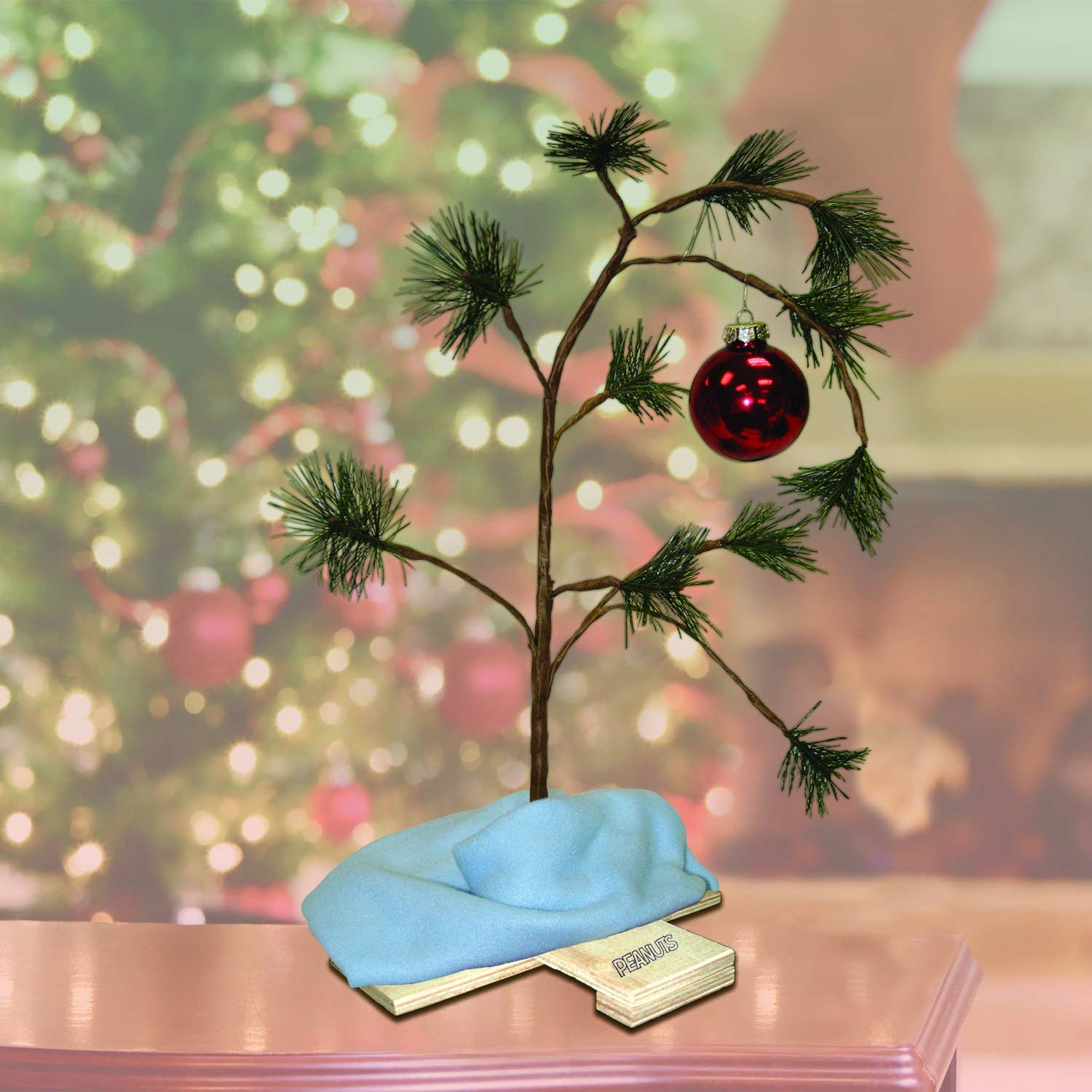 Display Tree - Charlie Brown Christmas Tree