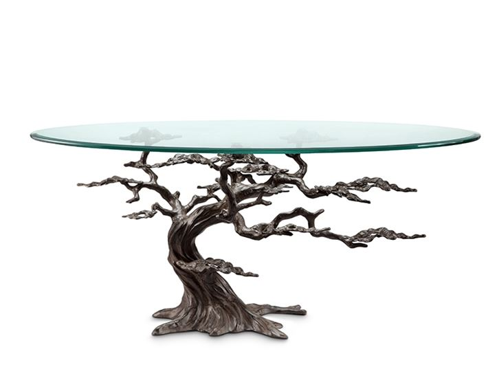 Coffee Table - Elegant Cypress