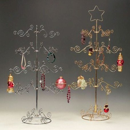 Ornament Trees - Four Tier - Set of 4