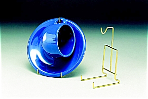 Cup and Saucer Stands - Brass Wire - Standard Sets