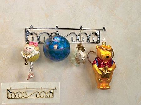 Ornament Hangers - Wall Mount