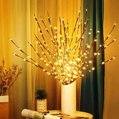 Lighted Branches - Set of 3