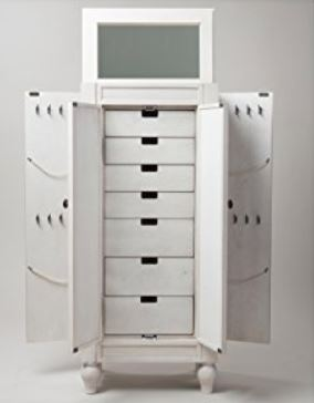 High Quality Product ID: APR B00JH Jewelry Armoire