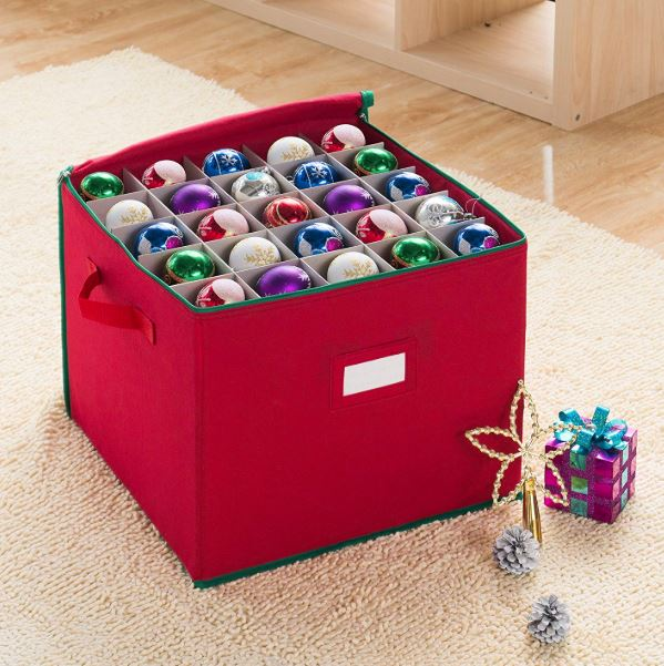 Ornament Storage Container - 75 Ornament