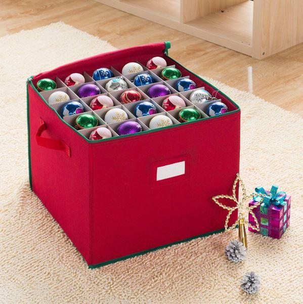 Ornament Storage Container   75 Ornament