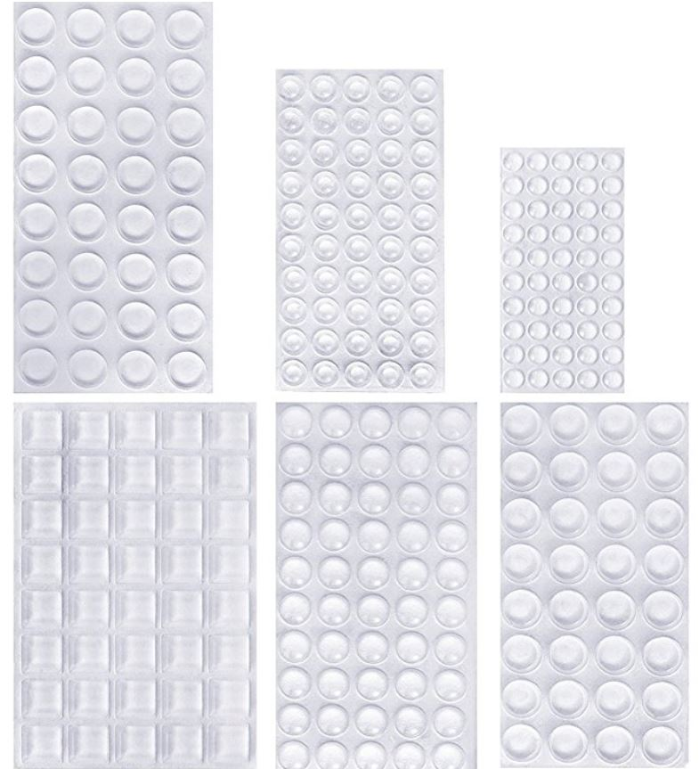 Protective Pads - Self Adhesive 254 Piece Set