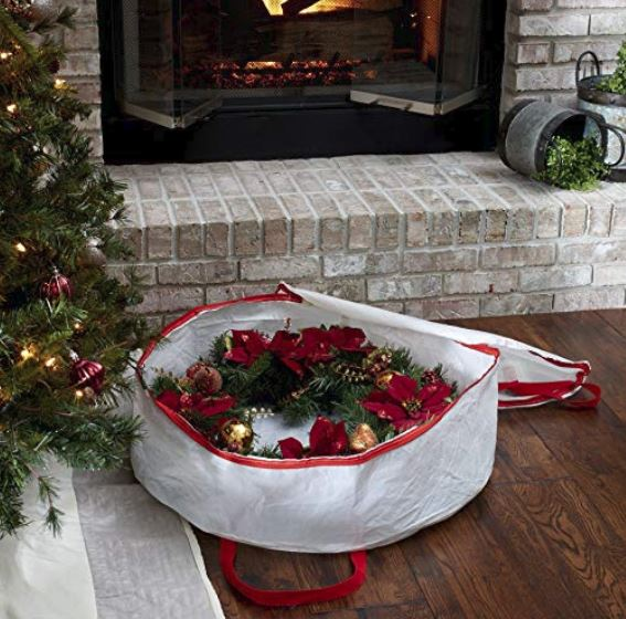 "Wreath Storage Bag - 30"" Large Economical"