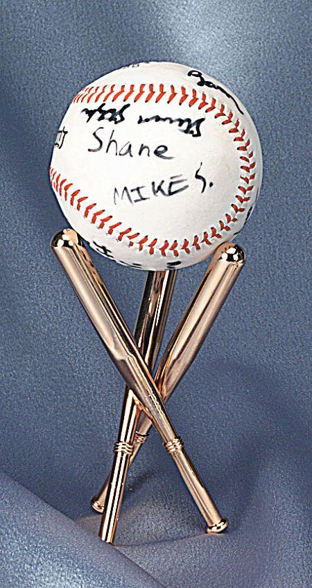 Display Stands - Baseball - Set of 2 c40915530e14