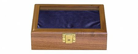 Hand Gun Display Case -   Small