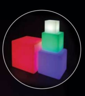 Lighted Riser - Pro Cubes - Various Sizes