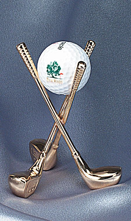 Display Stands - Golf Ball - Set of 2
