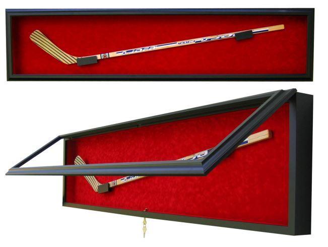 "Hockey Stick Display Case - 64"" Stick"