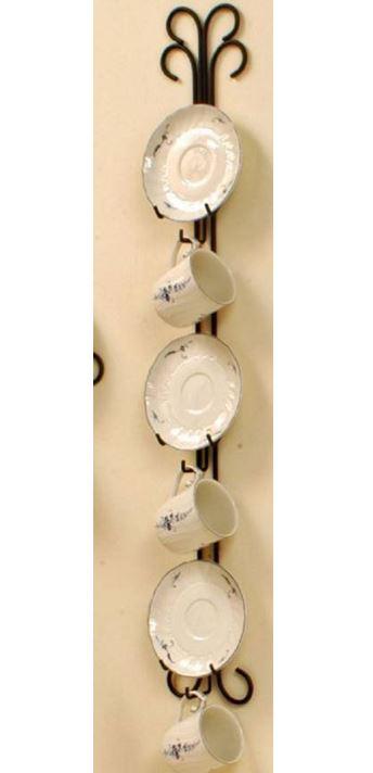 Tea Cup And Saucer Wall Racks