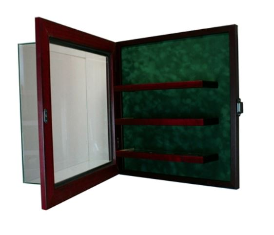 Challenge Coin Display Case - Small 12 or 20 Coin