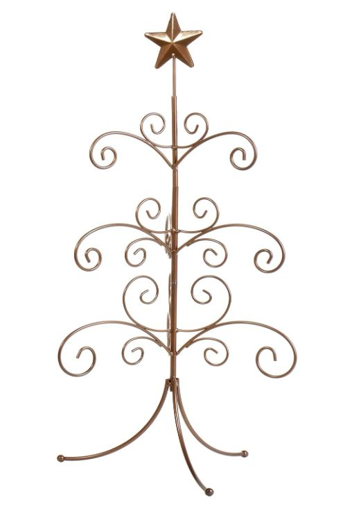 "Ornament Trees - Regent Display Tree 22"" Copper - Mini"