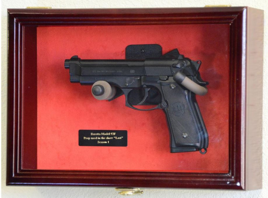 Hand Gun and Pistol Displays